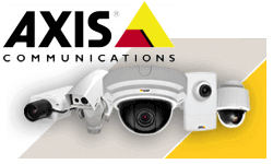 Axis CCTV Camera Dubai